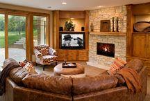 corner tv