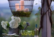 Decoration ideas / Decoration ideas (table decoration, flowers, candles) for home and special occasions
