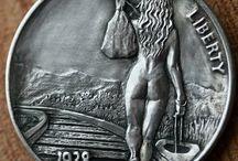 Hobo / Coins / by Bernie Kuhn