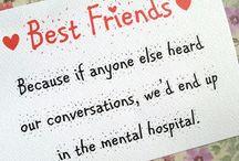 Friend Sayings