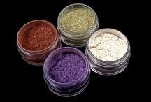 100% Natural/ Non-toxic Eye Shadows / Accentuate the windows of your soul. Made with LOVE.