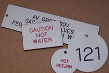 Engraved Labels and Tags