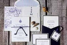 Theme - Nautical / From invites to dessert table to ambience decor, find everything that you need for a nautical themed wedding here!