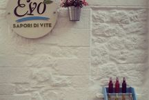 Evó Ostuni / pub, bistrot, wine bar, frutteria, fruitbar, bar, cocktail bar,