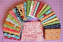 Fabric <3 / by Homespun Handmaiden