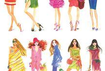 Fashion Sketch I like