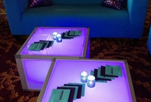 Bat Mitzvah - Turquoise and Purple / by Tiffany Klein