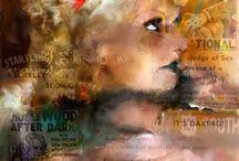 Jean Harlow Pop Art Canvas