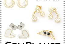 Fashion Jewelry GemPlanet / Fashion Jewelry , Earrings