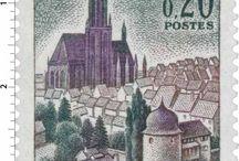 timbres poste français