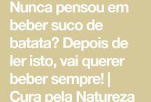 RECEITA - SUCOS