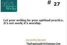 365 Reasons to Write