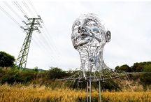 rzeźba twarze