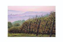 I miei dipinti - My Paintings / I dipinti del pittore paesaggista Claudio Costa The paintings of landscape painter Claudio Costa