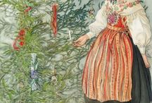 Carl Larsson - my matter of heart