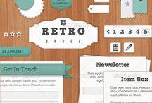 design | web & user interface / by Jenn Giesler