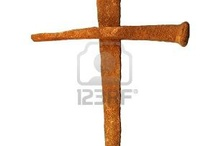 The Cross....1 Thessalonians 5:10 He died for us so that, whether we are awake or asleep, we may live together with him.