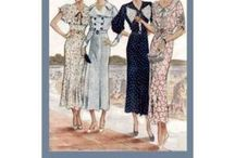 vintage clothing / by Diane Sherman