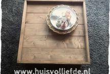♥ steigerhout decoratie / ♡ Steigerhout decoratie