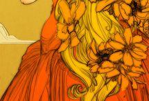 Verão 2016 - A empolgante cor! / O laranja é a cor do verão, do mamão, da Índia, do pôr do sol, que empolga só de olhar para ela! Se inspire com essa linda cor e suas combinações!