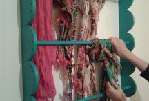 organizador pañuelos y joyas