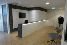 Design by NOW Projects / Gerealiseerde maatwerk interieur oplossingen