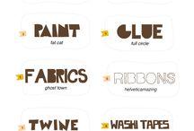 Fonts and Stuff