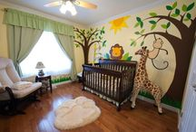 jungle nursery theme