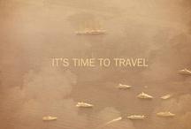 travel / by Tabor Kluza