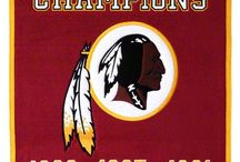 #HTTR / For all my Washington Redskins fans!