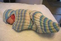 Lämmintä vauvalle