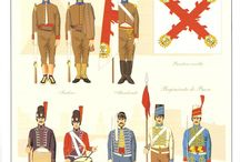Spanish Napoleonic period regiments