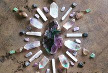 Crystal grinds