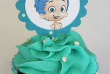 Kids Parties / Place for my baking ideas for kids parties  / by Gina Marie Barbieri