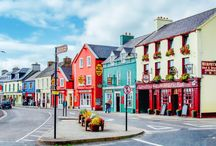 Irresistibly Irish / Ireland Travel Guide and Travel Tips A roundup of my favorite Ireland pins, carefully curated for planning the best trip.