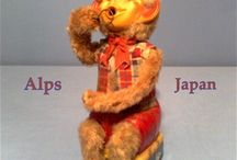 ALPS Made in Japan / Battery Operated & Mechanical Toys