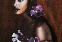 Modèle - Campbell Naomi