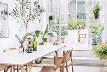 Interiors | Dining room