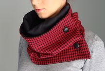 SCARVES - FW 2014-15 / The Clothbot scarves & accessories collection for FW 2014-15