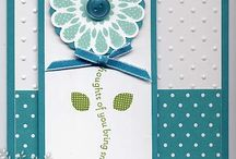 Cards- Stampin' Up / Handmade cards using SU products. / by Christina Sturgell Barnhouse