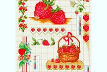 Criss cross - kitchen, fruit, vegetable and other food