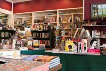 Favorite bookstores