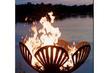Vuurkorf Firepit / A firepit