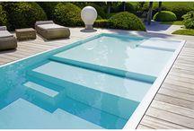 Pool + Decking