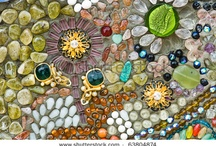 Mosaic ; Glass and Stone