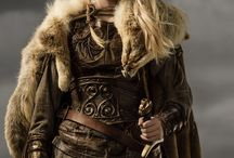 Viking-Shield Maiden