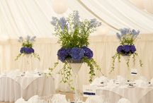 Marquee Weddings / Jades flowers decorations and designs at marquee weddings
