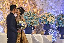The Wedding of SATYA & VANY / All you need to love at the grandeur wedding celebrations of Satya Budi Santosa & Vany Apriska Putri at The Kasultanan Ballroom, August 14th 2016, with more than 1,500 invitees also Judika & Rossa as the guest stars of the night.