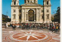 Postcrossing: Churches / Mijn ontvangen Postcrossing-kaarten met als thema 'kerken'.