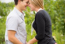 Engagement Photography / Sawyer Creek Photography loves meeting their clients prior to the wedding and engagement sessions are the BEST way to do this! Whether you want a simple and quick engagement shoot or a completely stylized shoot we are excited to participate!